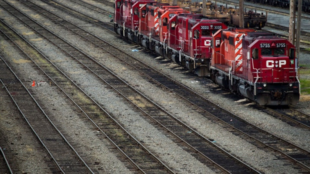 CP rail to cut jobs