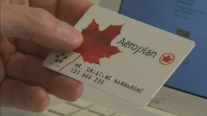 Aimia says the dividend suspension is required following Air Canada's decision to stop using Aeroplan and launch its own customer reward program in 2020.