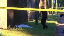 Homicide rate up in Canada
