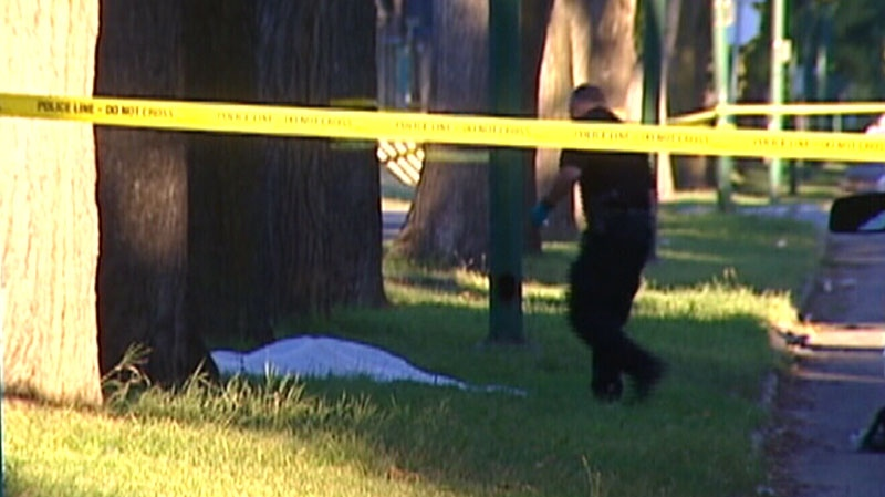 For the fifth year in a row, Manitoba tops the nation's homicide rate.