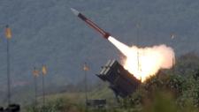 U.S.-made Patriot missile
