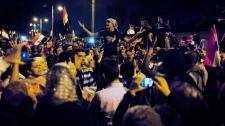 Egypt protesters Tahrir Square Morsi