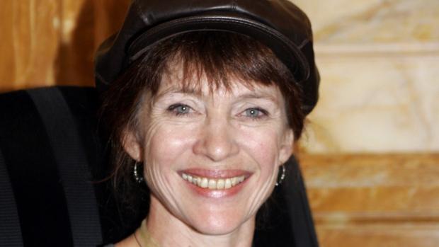 Nancy Huston in Paris on Oct. 30, 2006.
