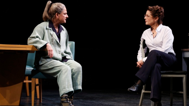 'The Anarchist,' at the John Golden Theatre, NYC