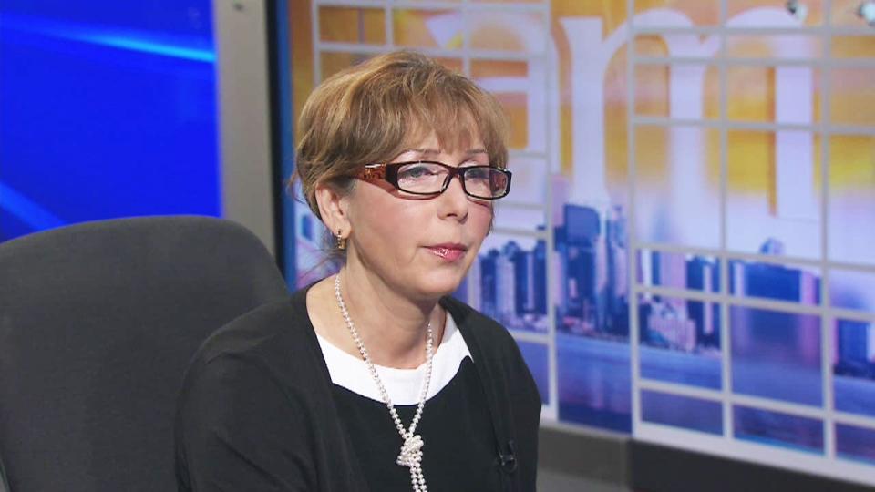 Chemi Pharmaceutical Inc. President Mariana Stavrikov appears on CTV's Canada AM on Wednesday, Dec. 5, 2012.