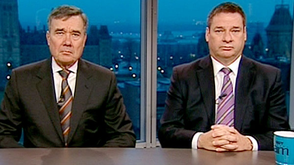 Gil Kerlikowske and Michel Perron speak to Canada AM from Ottawa, Monday, Nov. 22, 2010.