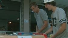 CTV Montreal: Randy's Rookies: Samuel Deslauriers: