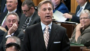 CTV News Channel: Bernier in question period