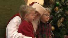 Southcentre Santa Claus