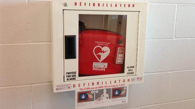Defibrillator Public Access Act