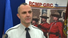RCMP Cst. Wally Henry