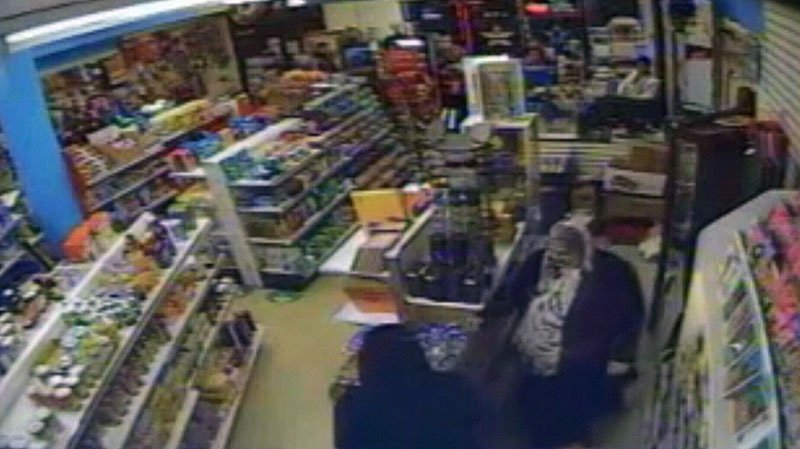 RCMP have identified some of the 'irregular arrivals' through retailers' security footage. Reportedly one of the ways newcomers pay back their debt to their smugglers is by distracting store owners during thefts.