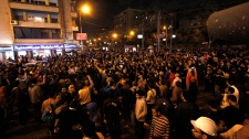 Protests against Morsi in Cairo