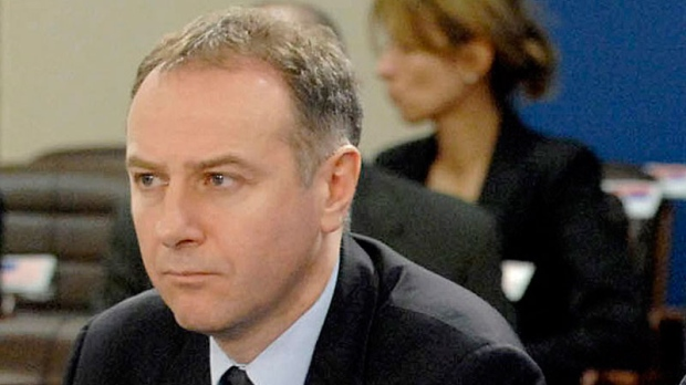 Serberian ambassdor to NATO leaps to death