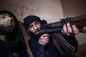 A civil war continues between Free Syrian Army fighters and government troops in Syria at a time of deep uncertainty in the country, with rebels closing in on President Bashar Assad&#39;s seat of power in Damascus.