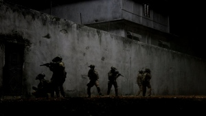SEAL Team 6 in Alliance Films' Zero Dark Thirty'