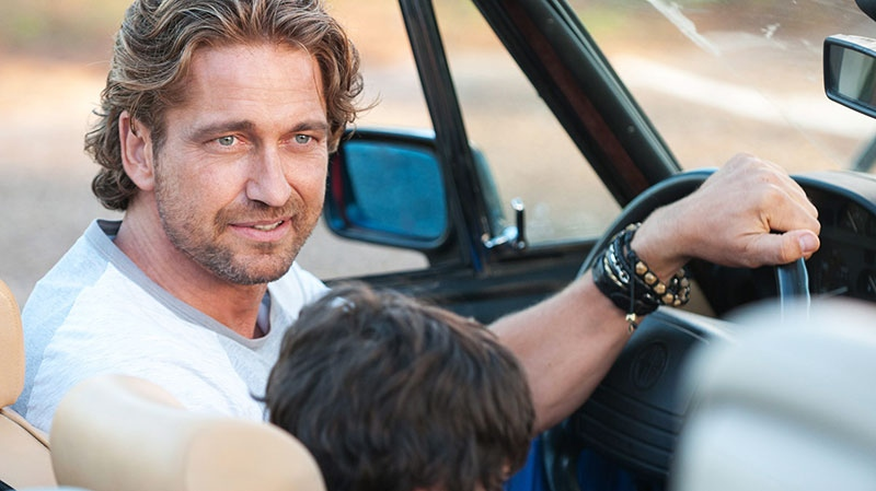 Gerard Butler in a scene from VVS Films' 'Playing for Keeps'