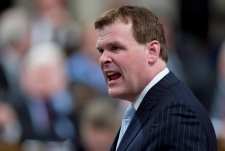 John Baird makes statement on Syria