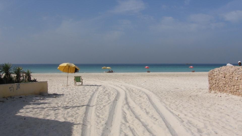 Agamy beach