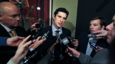 Sidney Crosby NHL talks break down