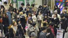 Japan earthquake tsunami warning