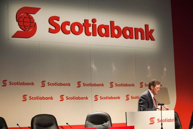 BUSINESS REPORT: Scotiabank pulls back in residential mortgage market