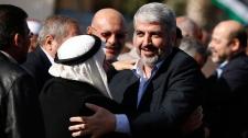 Exiled Hamas chief Khaled Mashaal Gaza Strip