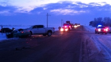 Hwy 19, two dead, crash