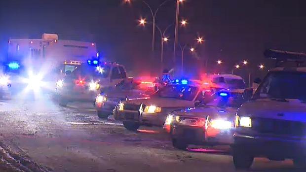 Edmonton police Checkstop