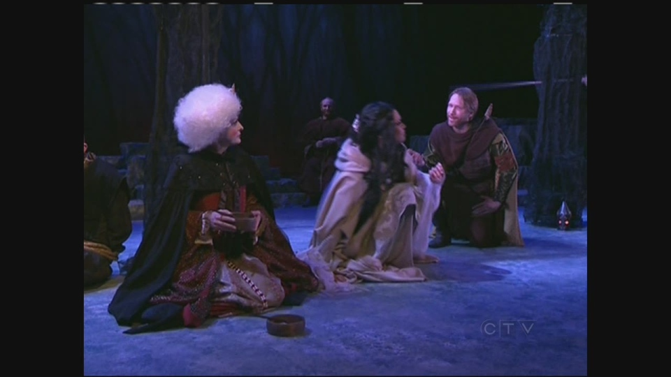 CTV Montreal: What's On: Robin Hood and Worlds Away