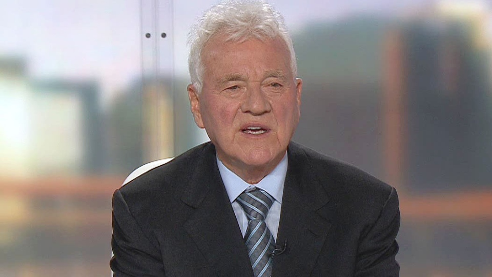 Magna Founder Frank Stronach speaks to CTV News Channel Friday, Dec. 7, 2012.