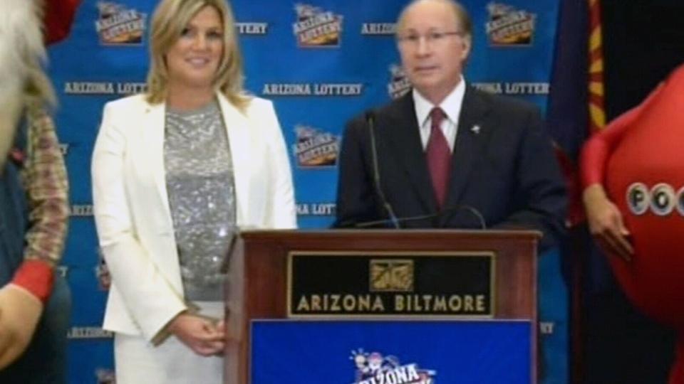 Winner of Powerball lottery announced in Arizona