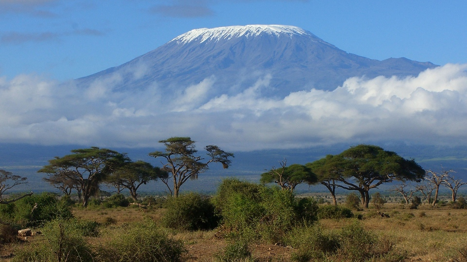 Spencer West climbed Mount Kilimanjaro in effort to raise $750,000 for a charity supporting sustainable water initiatives in Kenya.