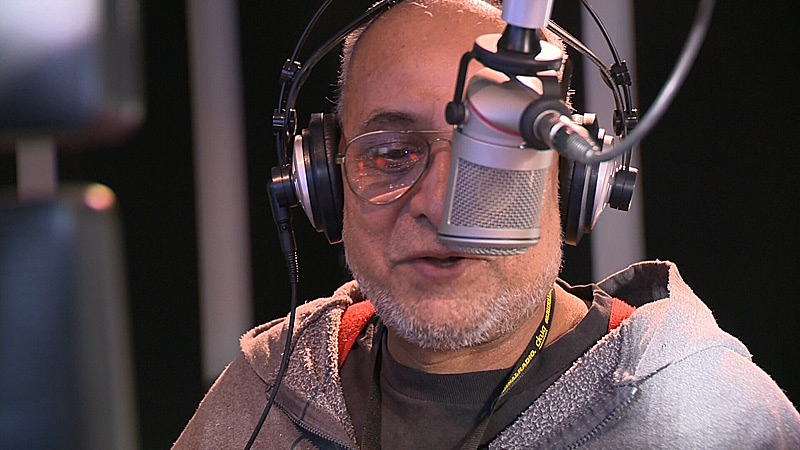 CKUA radio host Baba, says he's excited to be broadcasting from the station's new location and says the new space and technology will open up more opportunities for CKUA in the future.
