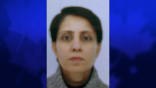 This undated hand out photo provided by the Metropolitan Police shows Jacintha Saldanha. (AP / Metropolitan Police)