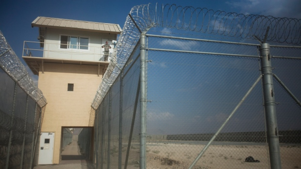 Parwan detention facility on Sept. 27, 2010.