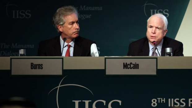 U.S., Middle East to strengthen ties