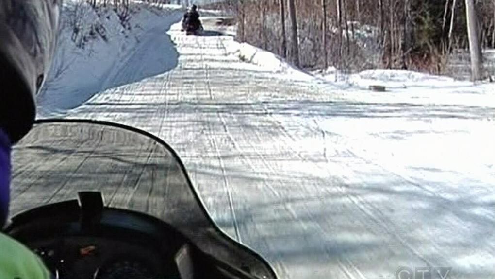 CTV Northern Ontario: Snowmobile countdown