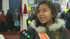 CTV Montreal: Party brings joy to underprivileged