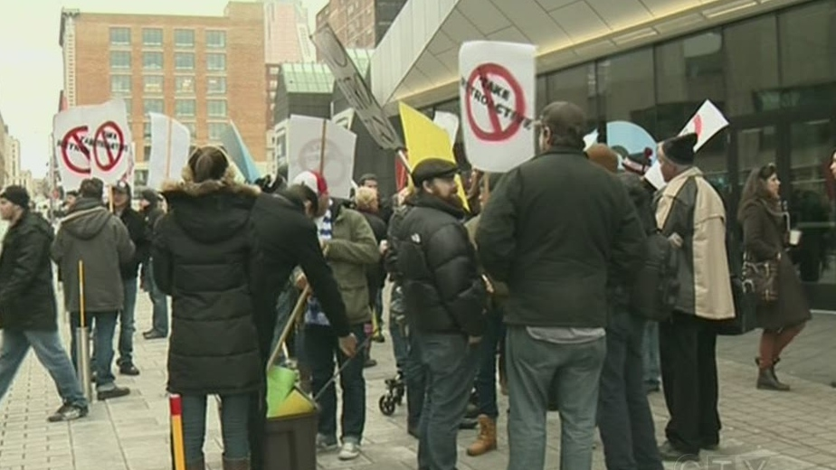 CTV Montreal: Newsmaker: Anglos react to Bill 14