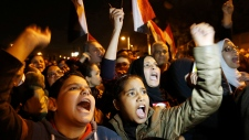 Egyptian opposition protests against referendum