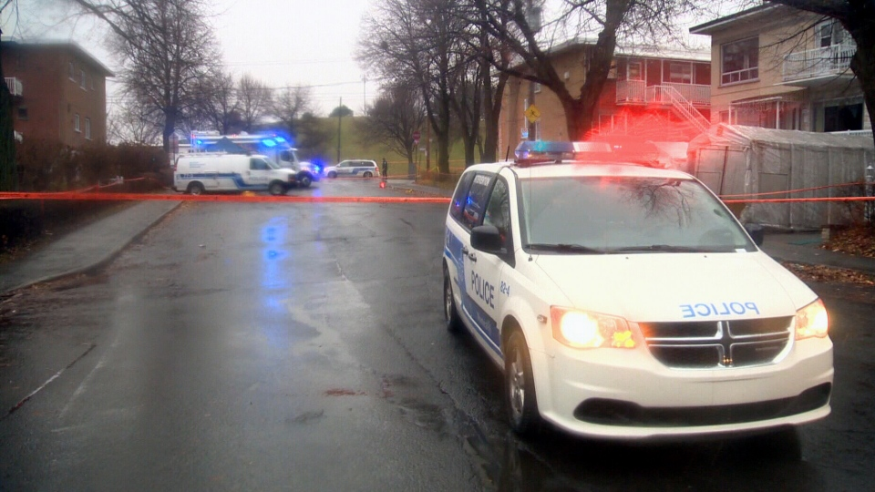 Montreal police found a man they believe to be linked to the mafia dead in his car on Saturday, Dec. 8, 2012.