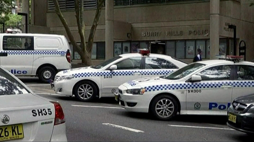 Australian police have confirmed they have been contacted by London police on Sunday, Dec. 9, 2012.