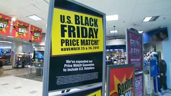 Heading South For Black Friday Deals Ctv News