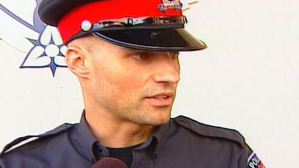 Sgt. Steve Desjourdy was once part of the Ottawa police media relations team.