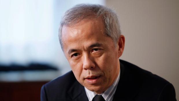 Tokyo Electric Power Co., President Naomi Hirose