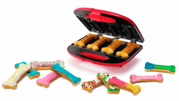 Sunbeam Holiday Dog Treat Maker