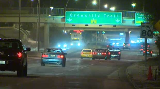 Crowchild Trail reopened after repair