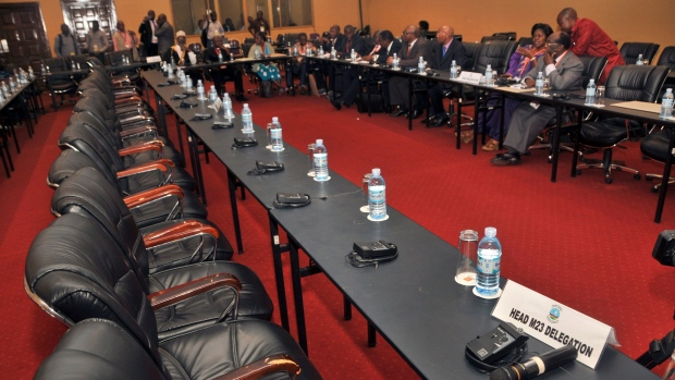 Congo rebels miss meeting