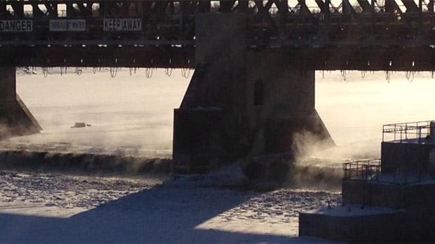Lockport Dam